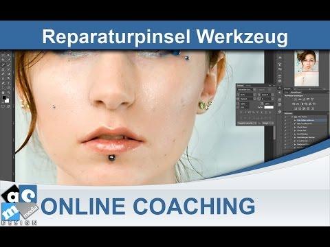 WERKZEUGE 17 Reparatur Pinsel Werkzeug - Mac Media Design - (Photoshop Tutorial Deutsch)