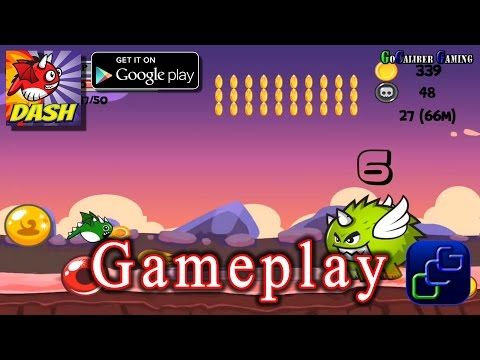 Dragon DASH Android Gameplay