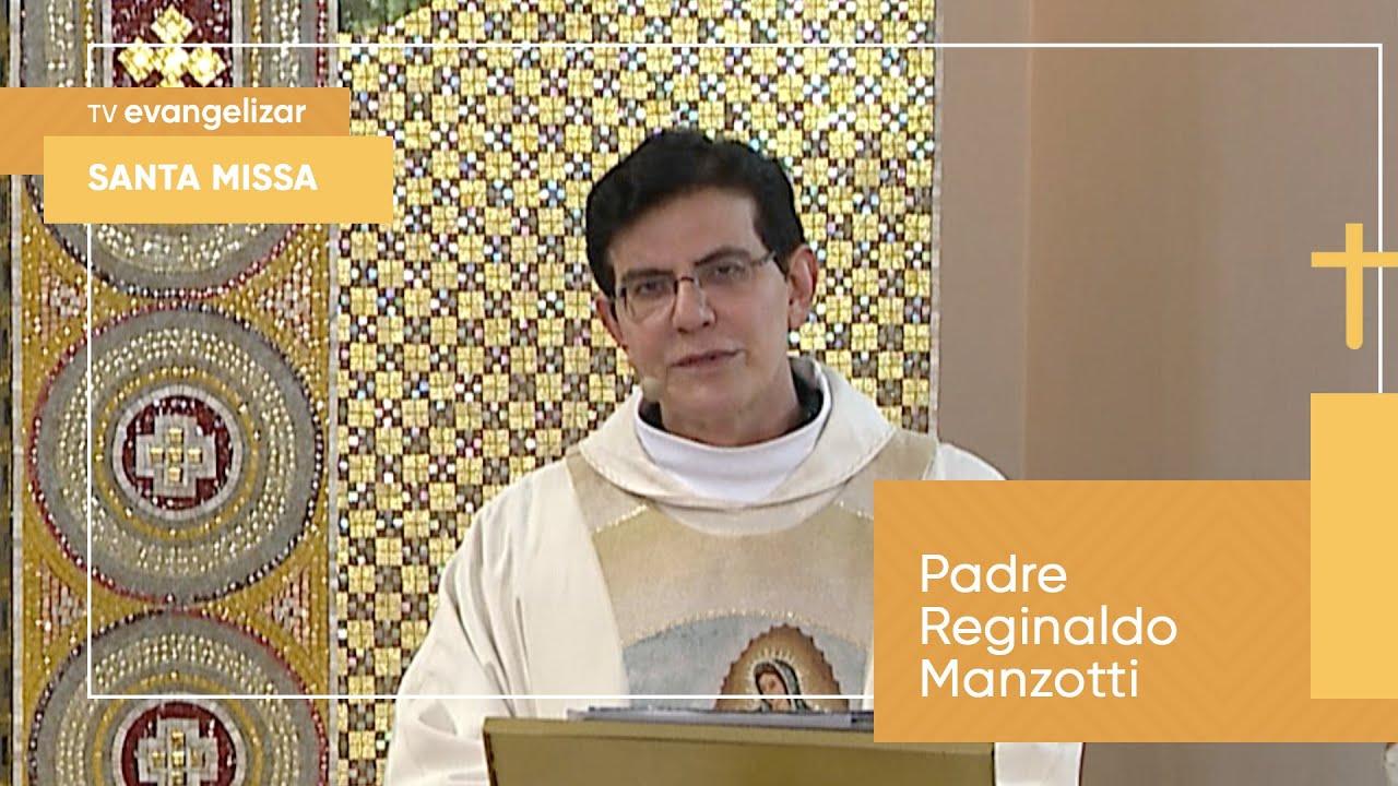Santa Missa com @Padre Reginaldo Manzotti   28/07/21