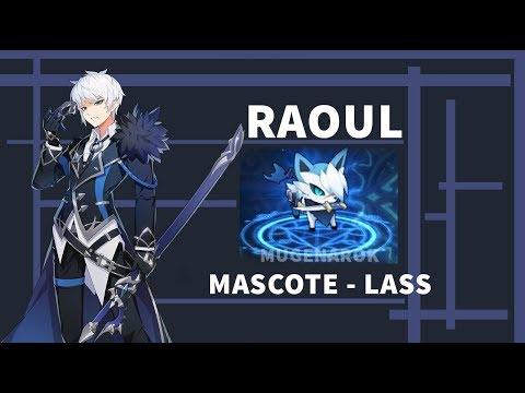 Grand Chase] Mascote Raoul - Lass