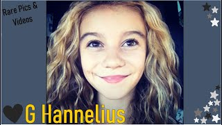 Dog with a Blog: G Hannelius (Rare Pics and Video)