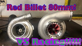 Billet 80mm Turbo For My Mustang. VS Racing Unboxing Checking Some Fitment.