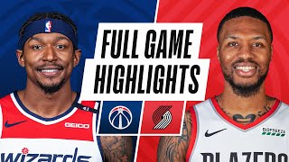 Download WIZARDS at TRAIL BLAZERS | FULL GAME HIGHLIGHTS | February 20, 2021