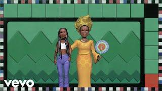 Tiwa Savage - Bombay (Visualizer) ft. Stefflon Don, Dice Ailes