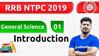2:00 PM - RRB NTPC 2019 | General Science by Kush Sir | Introduction