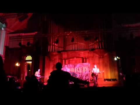 ADORED Stone Roses tribute band Ayr town hall Scotland 18.7.14