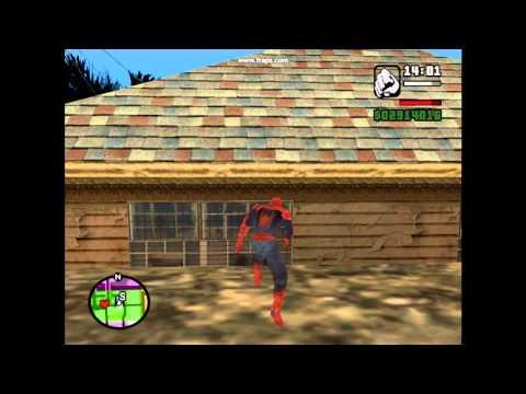 Gta homem aranha