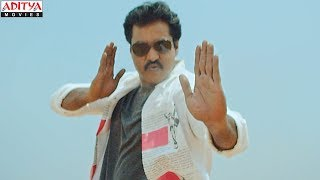 Dashing Rambabu Best Action Scene | Dashing Rambabu Scenes | Sunil,Miya