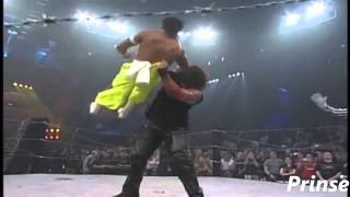 Abyss vs Sabu Barbed Wire Massacre TNA Turning Point 2005 Highlights