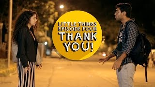 Dice Media | Little Things (Web Series) | S01E04 -