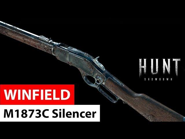 Winfield M1873C Silencer | Hunt: Showdown