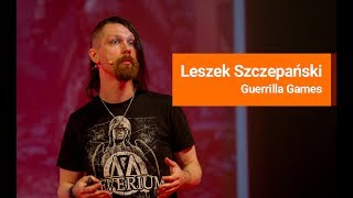 Leszek Szczepański (Guerrilla Games) - Creating quests in the open world of Horizon Zero Dawn