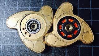 2R Boomerang vs 2R Boomerang Fidget Spinner Battle - R188 Mini Pro vs 608 Original