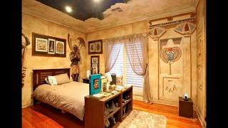 Egyptian Themed Decorating Ideas
