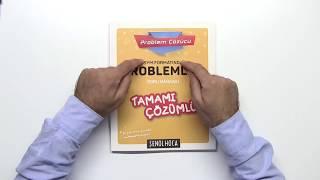 ÖSYM Formatında Problemler Tamamı Çözümlü Soru Bankası Şenol Hoca Yayınları