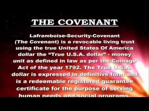 Laframboise Security Covenant - Revocable Living Trust Description