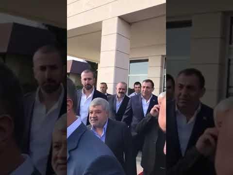 Hayırsever işadamı Sn. Sedat PEKER Antalya'da dostlarıyla buluştu