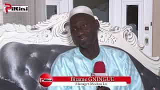 """Birame Gningue, manager de Modou Lô : """"Aziz Ndiaye est un petit type"""""""
