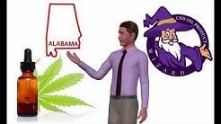 CBD Oil in Alabama - Buy CBD Oil in Alabama