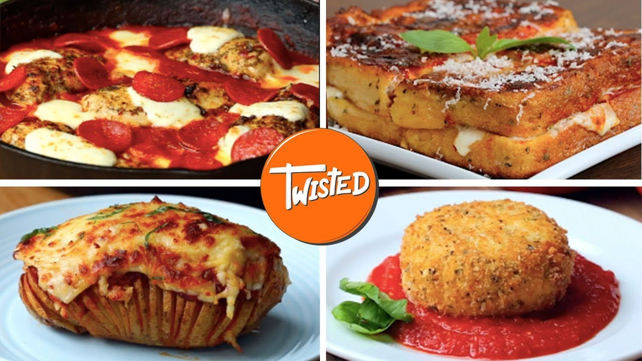 9 Game-Changing Pizza Recipes | Twisted