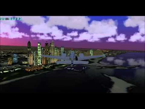 Dubai X Plane 10