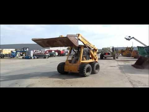 hydra mac skid steer 2650 for sale