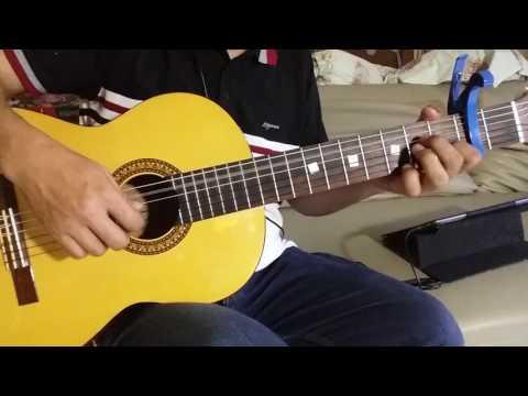 Opick - Tuhan Beri Kami Cinta (Fingerstyle Guitar Cover & Tutorial) | Ilham Andika