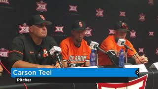 OSU eliminated from Big 12 Tournament