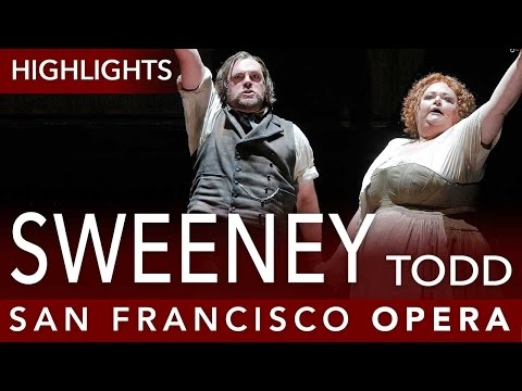 Highlights of Sweeney Todd - Fall 2015