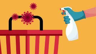 التدابير الوقاية لمتاجر الغذاء