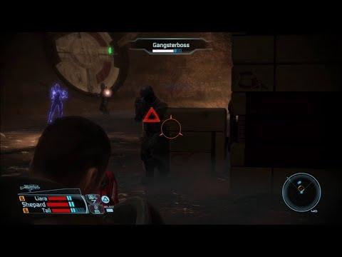 "Let's Play ""Mass Effect"" #027 Syndikatsversteckerstürmung auf Klensal (German) [PS3/HD]"