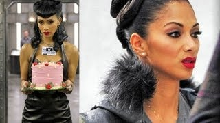MEN IN BLACK 3 Nicole Scherzinger Lilly Poison Makeup Tutorial (MIB3)