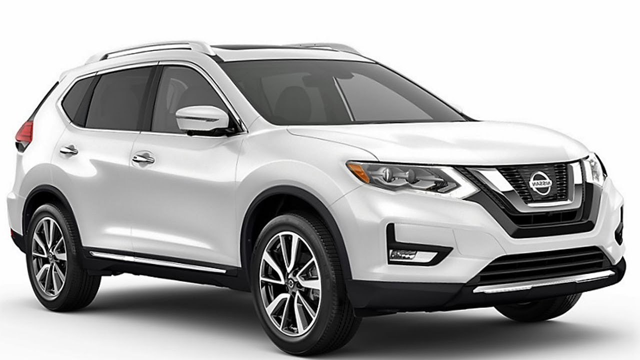 2018 Nissan Rogue Hybrid Pricing Details