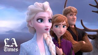 """""""Frozen 2"""" review by Justin Chang"""