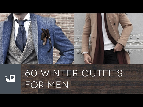 60 Winter Outfits For Men