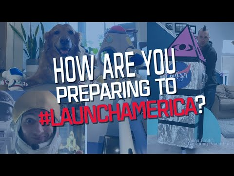 How Are You Preparing to #LaunchAmerica?