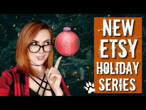 New Etsy Holiday Series Is Coming!