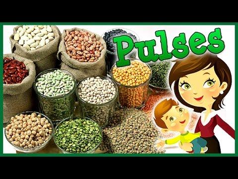 अनाजो के नाम इंग्लिश में | Pulses Name In English | Educational Videos For Kids | Lehren Kids
