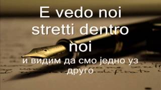 Laura Pausini In assenza di te srpski prevod mp3