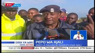 Watu 4 na wafariki na wengine 8 wajeruhiwa katika ajali ya barabara Salgaa