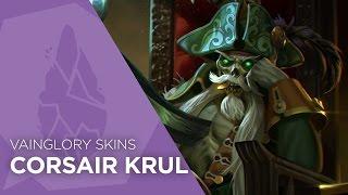 Vainglory Skins - Corsair Krul (Update 2.3)