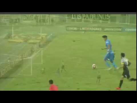 Gol HD...Zamora 1 - 4 Deportes Iquique Copa libertadores 19/04/2017