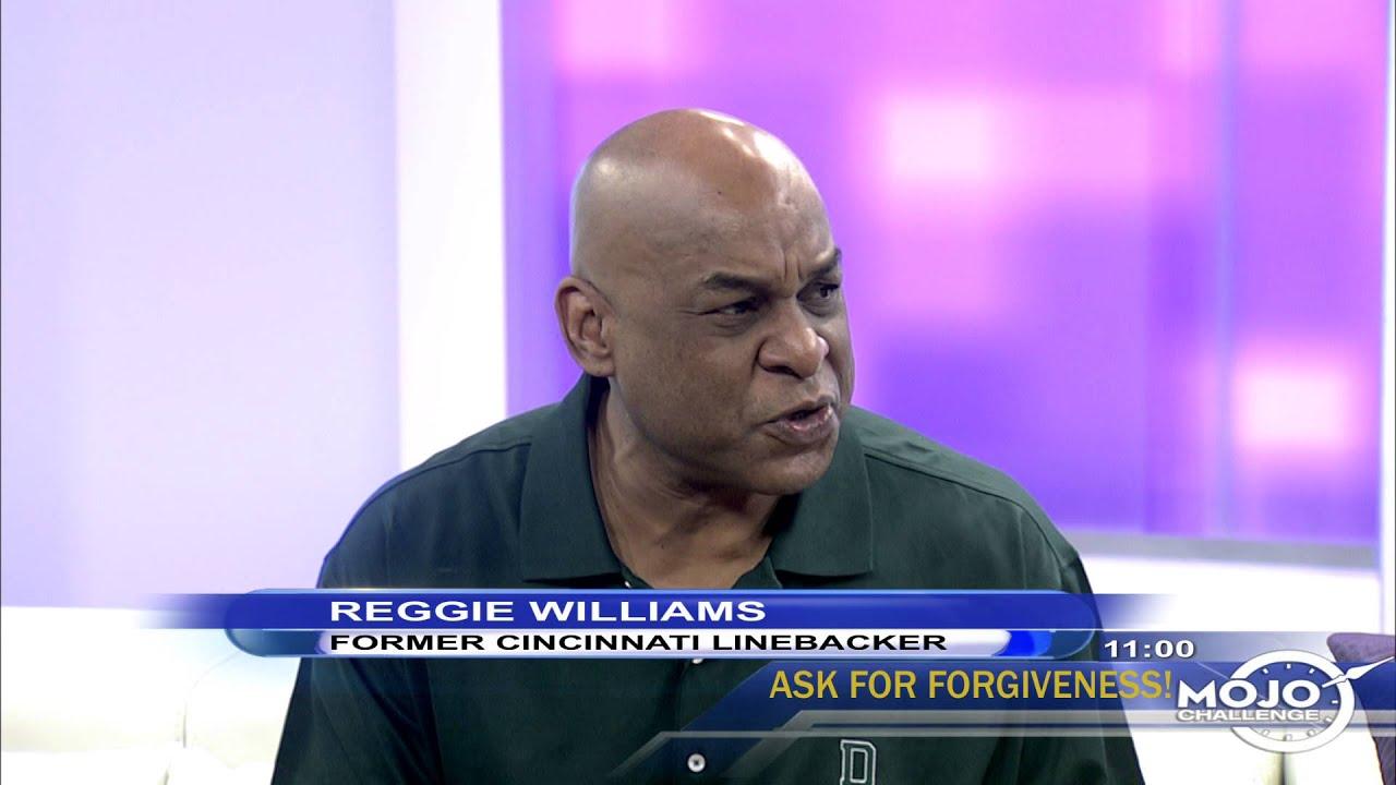 Reggie Williams New Life Challenge