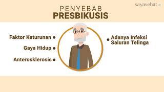 Otosklerosis - Presbiakusis #1 THT UKMPPD UKDI.