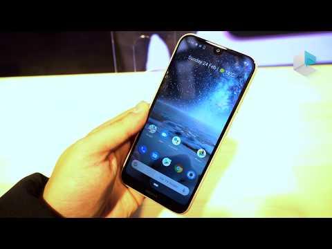 Nokia 4.2 Con Snapdragon 439 E Notch