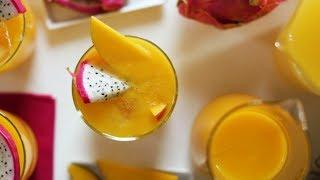Mango And Pineapple Rum Cocktails  Martha Stewart