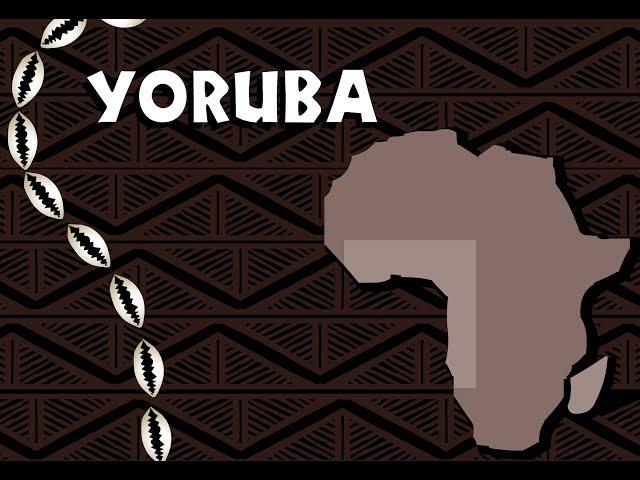 THE YORUBA CREATION MYTH