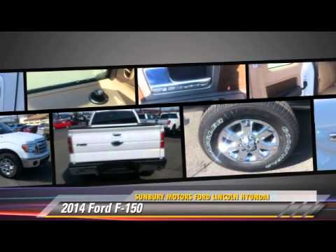 2014 ford f 150 sunbury pa fb409 youtube for Sunbury motors commercial trucks