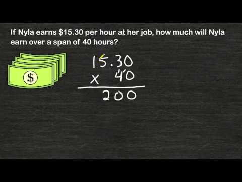 Calculating Weekly Wages