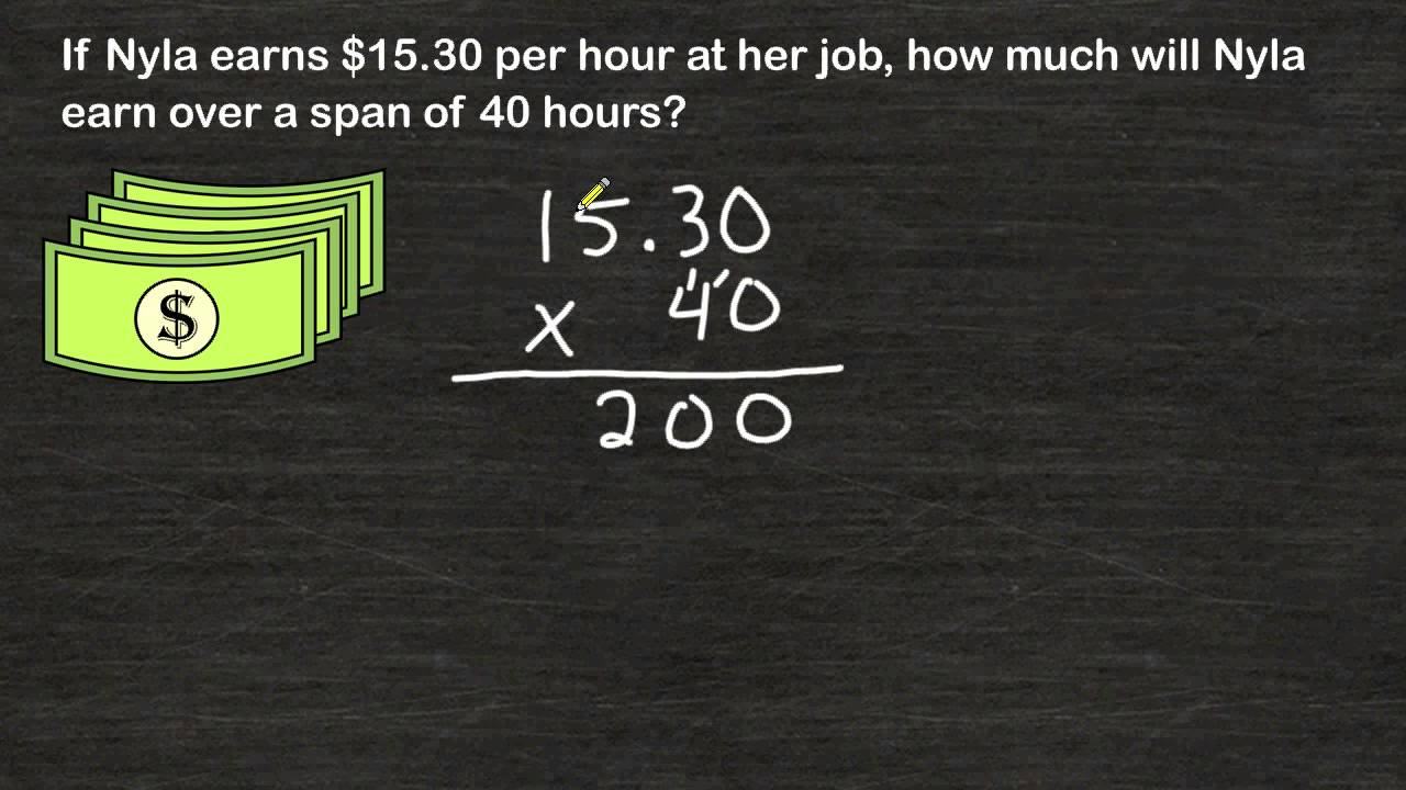 Download Calculating Weekly Wages
